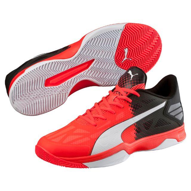 b36fbbd3082 Puma - Chaussures evoSpeed Indoor 3.5 - pas cher Achat   Vente Chaussures  hand - RueDuCommerce