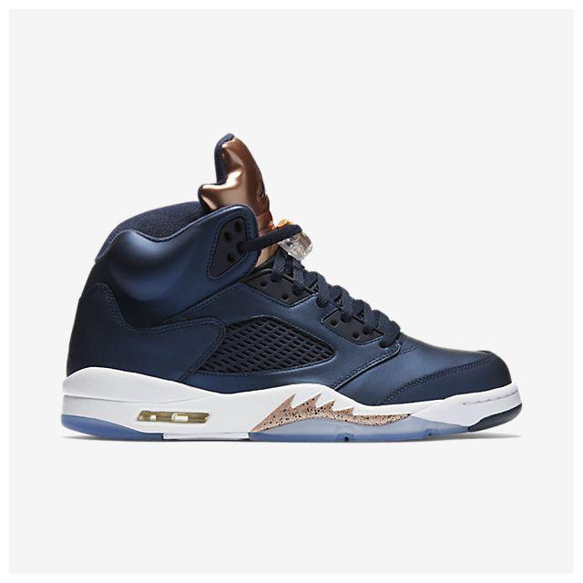3b5dc342596 Jordan - Nike Air 5 Retro Gs - 440888-416 - Age - Adolescent ...