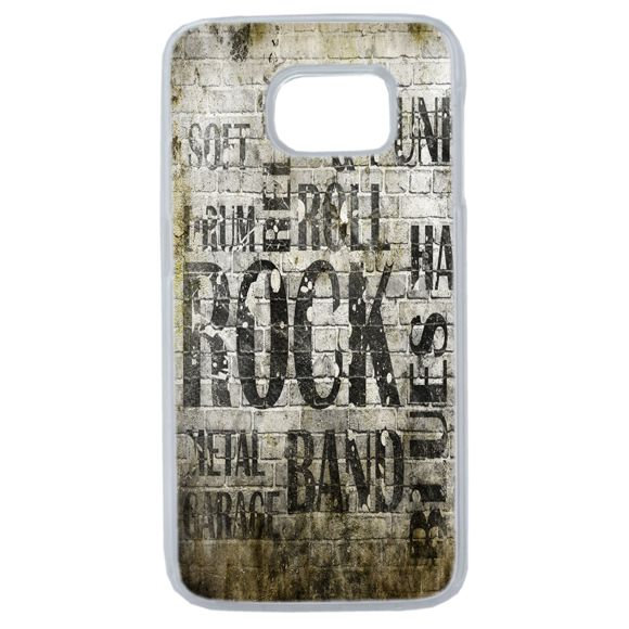 Lapinette - Coque Rigide Rock And Punk Pour Samsung Galaxy S8 Plus