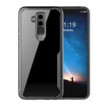 first look speical offer details for Housse de protection antichoc transparente pour Pc + Tpu pour Huawei Mate  20 Lite Maimang 7, Noire