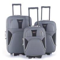 Kinston - Set de 3 valises trolley