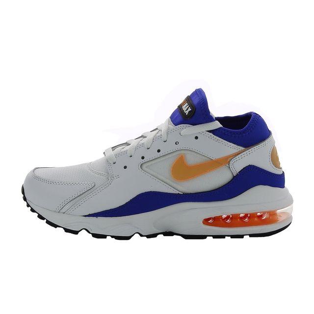 Nike Basket Air Max 93 306551 100 pas cher Achat / Vente