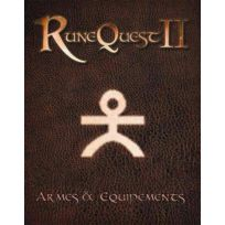 Mongoose - Jeux de rôle - Runequest 2 - Armes et Equipements