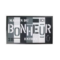 Dko - Tapis d'entrée - 45 x 75 cm - Bohneur