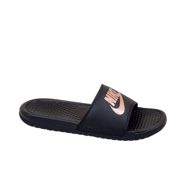 Nike - Wmns Benassi Jdi - pas cher Achat / Vente Sandales et ...