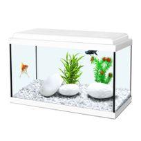 Zolux - Aquarium Nanolife Kidz 50 Blanc 33.5L