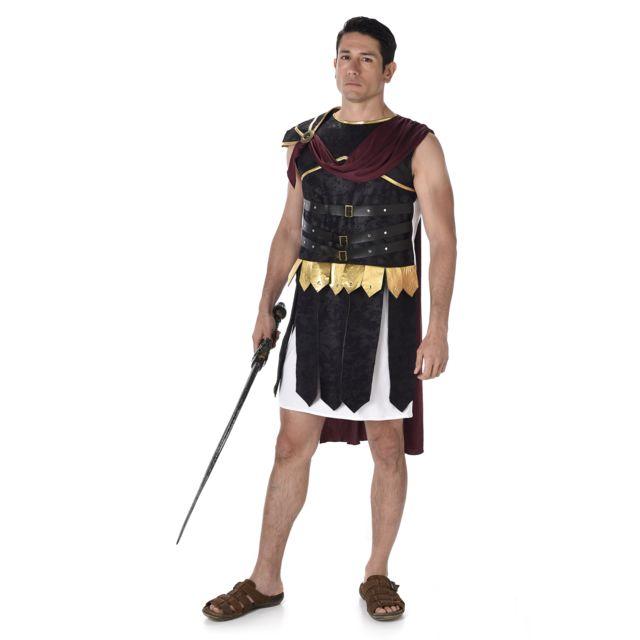 fb40e464d310 Sans - Déguisement gladiateur Romain homme - taille - Medium - 234105