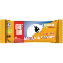 Mulebar - Barre énergétique Mango Tango Bio - 40 g