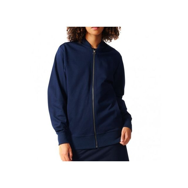 Marine Xbyo Pas Multicouleur Veste Adidas Femme Originals wTOPxWqxa0