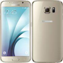 Samsung - Galaxy S6 - 64 Go - Or