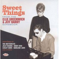 Ace Records - Compilation - Sweet things from the Ellie Greenwich & Jeff Barry songbook Boitier cristal