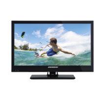 AUTRES - Téléviseur LED MPEG4 20'' 50 cm Digihome Version DVD + récepteur satellite module CI+ FRANSAT
