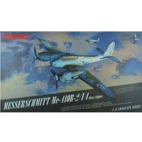 Men model - Maquette avion : Messerschmitt Me-410B-2/U4 Chasseur lourd allemand 1944
