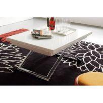 table basse relevable avec rallonge - Achat table basse relevable ...