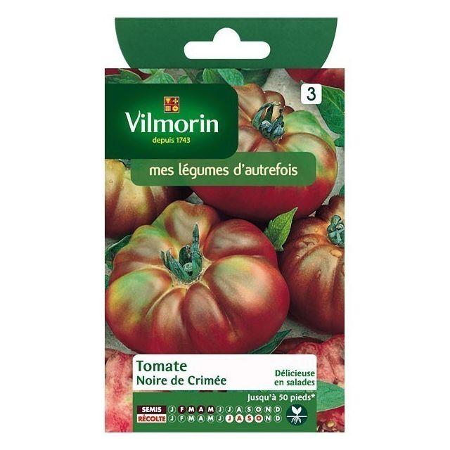 Vilmorin Sachet graines Tomate noire de Crimée