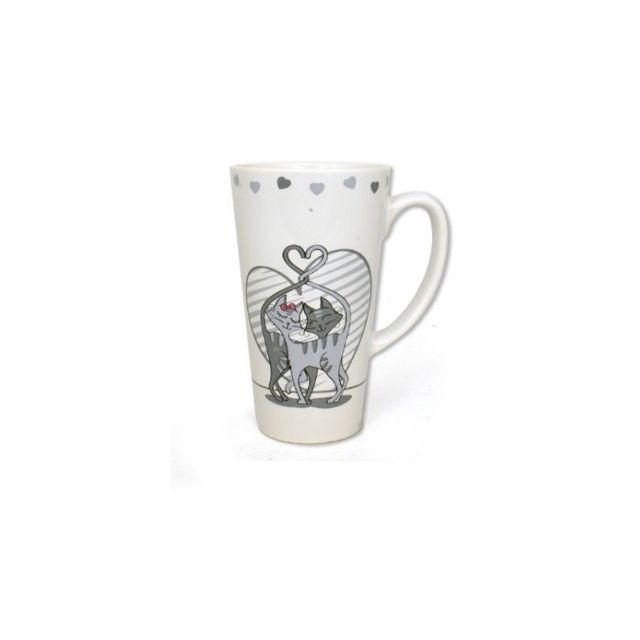 Mug - Chabada - 15 cm - Céramique
