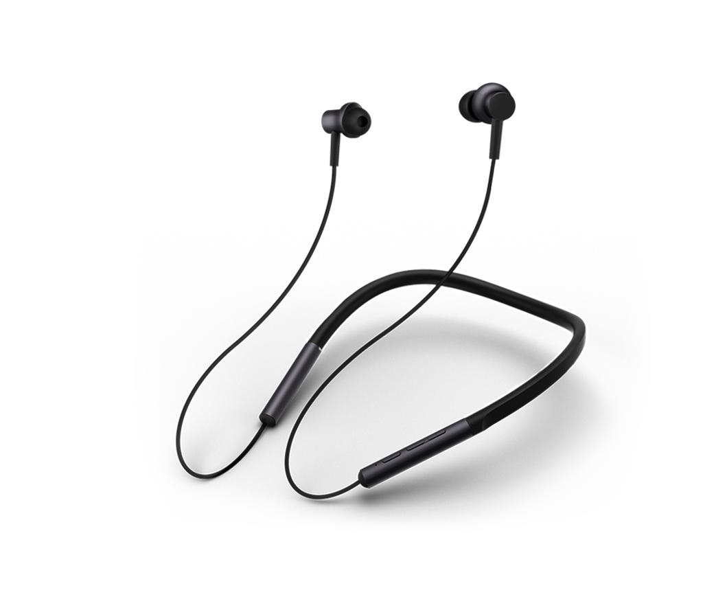 Mi Bluetooth Neckband - Ecouteurs Tour de cou - Noir