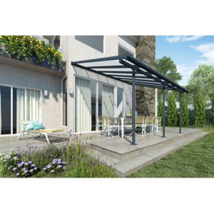 Chalet jardin toit terrasse elite 3x4 pas cher achat vente marquise auvent rueducommerce - Jardin sur terrasse toit dijon ...