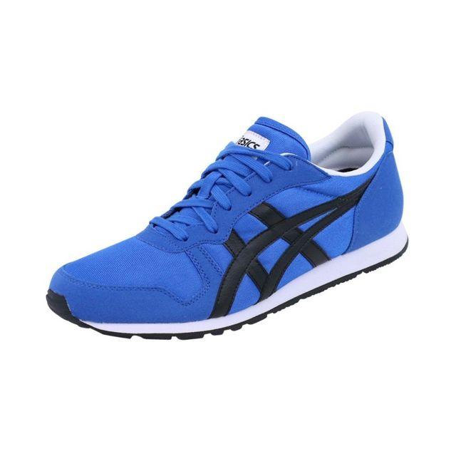asics chaussures bleu