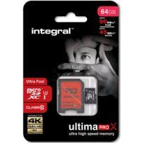 Integral - Microsd 64 Ultima