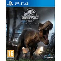 Jurassic World: Evolution - PS4