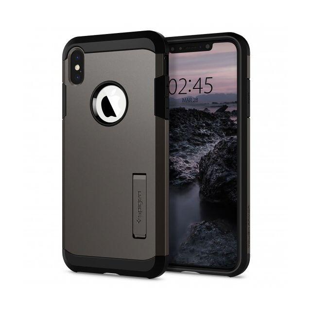 coque transparente iphone xs max spigen
