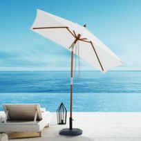 Parasol rectangulaire inclinable achat parasol - Parasol rectangulaire inclinable pas cher ...