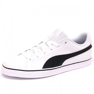 Chaussures Court Point Vulcanis V2 Blanc Homme Puma