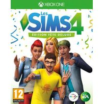 FOCUS HOME - Les Sims 4 Édition Deluxe - Xbox One