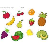 Apli Agipa - Gommettes Maxi Fruits x 22