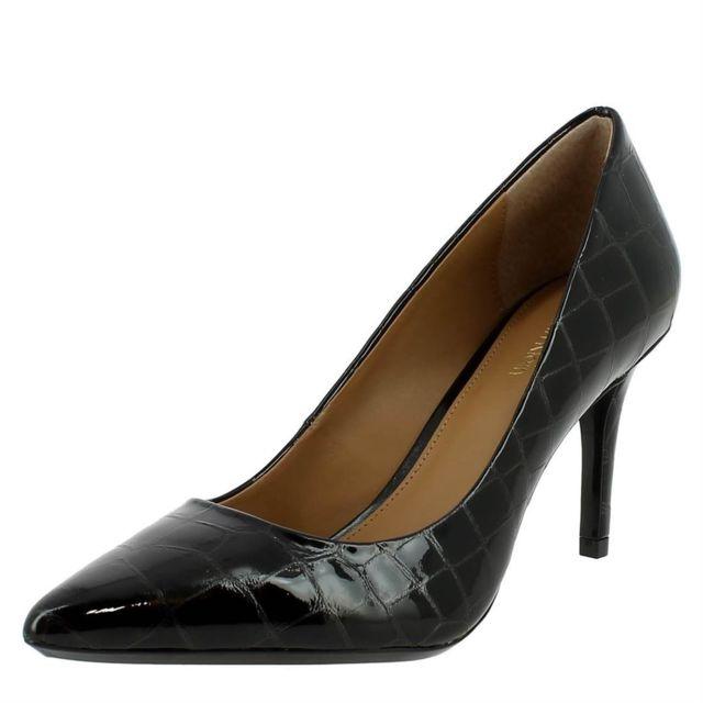 50bfe184229 Calvin Klein - Gayle croco femme e2884 - pas cher Achat   Vente ...