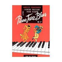Van De Velde - Piano Jazz Blues 1