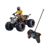 Revell Control - Véhicule tout terrain radiocommandé : Quad : Dust racer