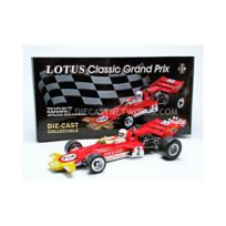 Quartzo - 1/18 - Lotus 72C - Winner German Gp 1970 - 18271