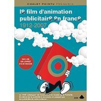 Chalet pointu - Le Film D'ANIMATION Publicitaire En France 1912-2007 - Dvd - Edition simple