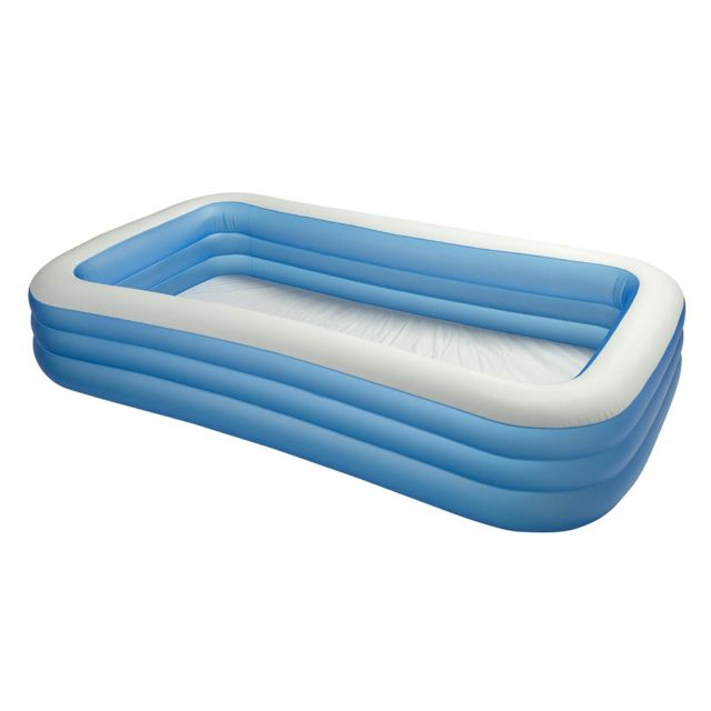 Intex Piscine Enfant Rectangulaire Family 305x183x56 Cm Pas