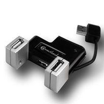 Cabling - Multiprise Usb - Hub 4 ports Usb