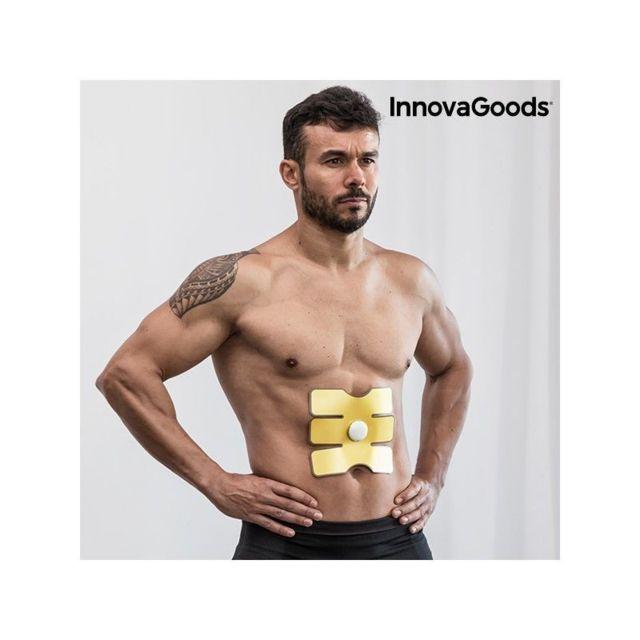 eb06027a6d07 Marque Inconnue - Patch Électrostimulateur Abdominal InnovaGoods ...