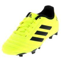 Chaussures football lamelles Copa 19.4 fg jr Jaune 48299