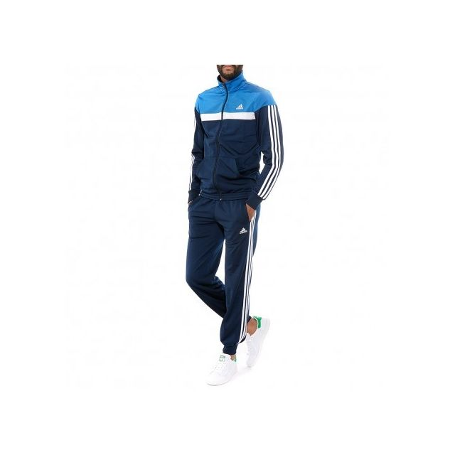 vente chaude en ligne ef8ca 62ae4 Adidas originals - Tivono 3T Survêtement Homme Bleu Adidas ...