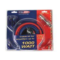 Caliber - Cpk15D - Kit de cablage 15mm2 pour amplificateur 1000W