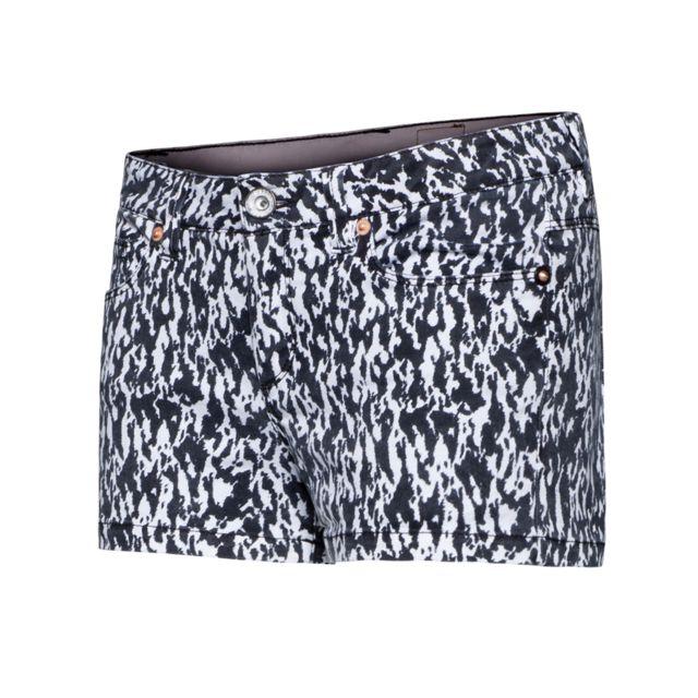6dcca8b3ee053 O'NEILL - Short Island Walkshorts Print - pas cher Achat / Vente Short femme  - RueDuCommerce