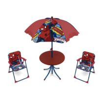 Arditex - Set de jardin enfant Spiderman Rouge