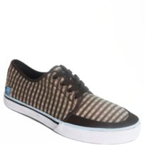 Vision Street Wear - Shoes vintage style East 20th brown blue