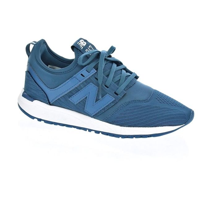 Bleu 1 Balance 247 New Modele Chaussures Baskets 36 Femme Basses 0A4PwnHx