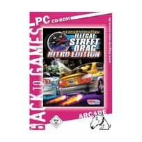 Fip - Midnight Outlaw : Illegal Street Drag - Nitro Edition Back to Games, import allemand