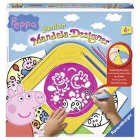 Ravensburger - Mandala Designer Junior : Peppa Pig