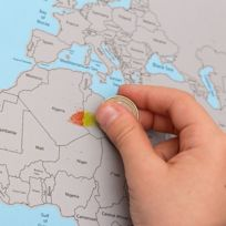 Carte Monde Nom Pays