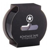 Touche - Bondage Tape Noir - 17 Metres