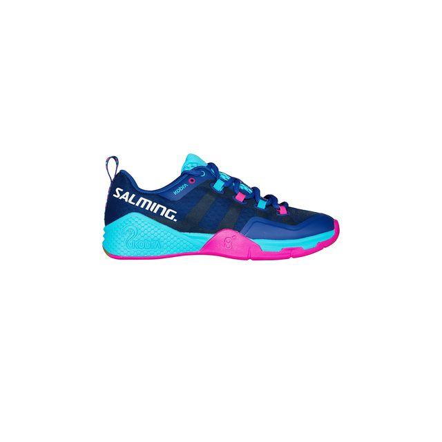 Femme Chaussures 2 Bleu Indoor Salming Kobra Marinerose AjL3q54R
